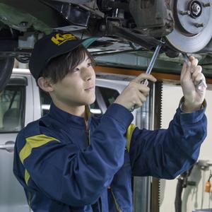 自動車工学科(整備士ライセンスコース)